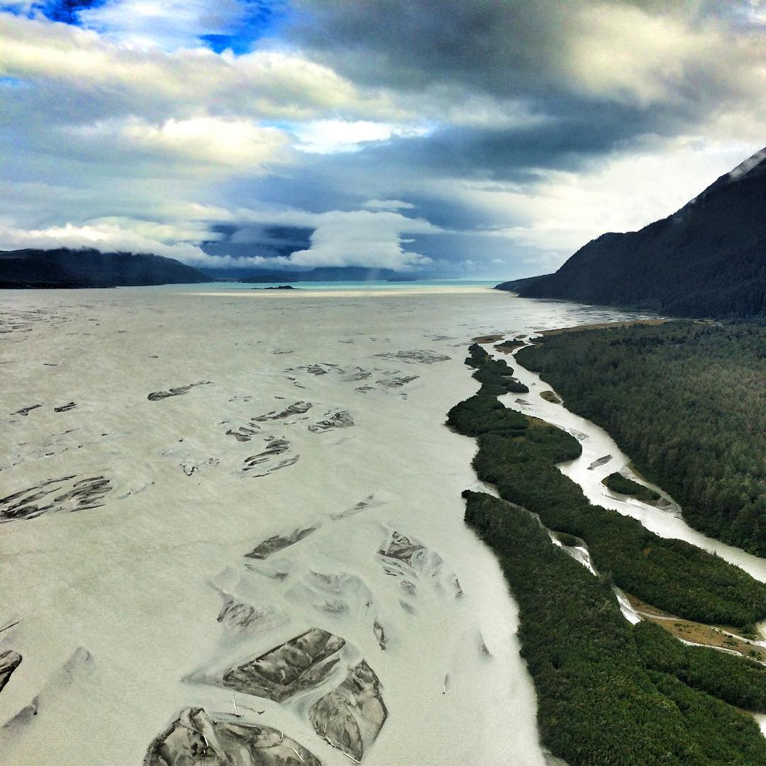 Alaskan Braids #alaska #AK