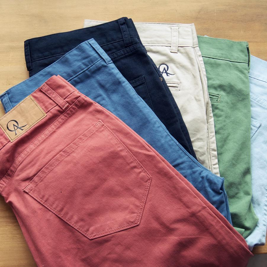 Están llegando los pantalones QA. Qué color te gusta más?  #nuevoproducto #newproduct  #lookoftheday #fashion #fashiongram #style #lookbook #outfit #clothes #instastyle  #instafashion #fashionpost