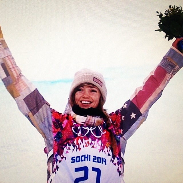 @sunvalley local @kaitlynfarr  wins GOLD!!!! congratulations on your amazing achievement !!