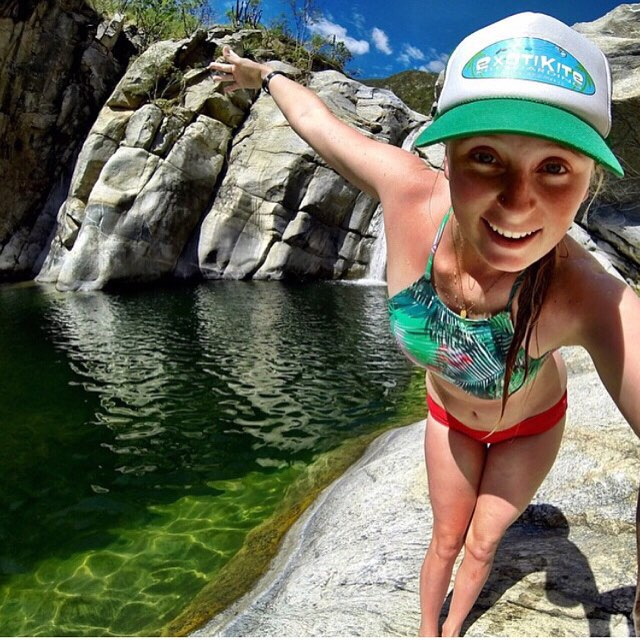 Explore more. @ry_44 in the #sensijenna high neck. #getoutside #outdoorwomen #PNW #bikinilife