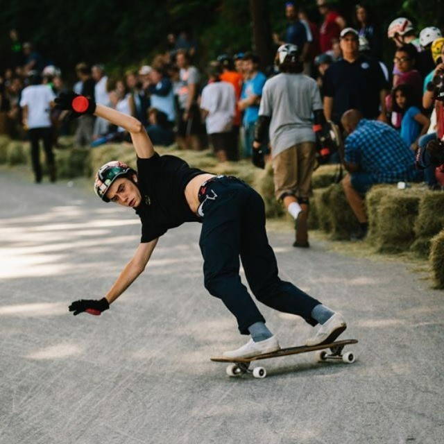@nycl_joey sends it switch at Central Mass 6. photo @aero_media #calibertrucks #caliberII