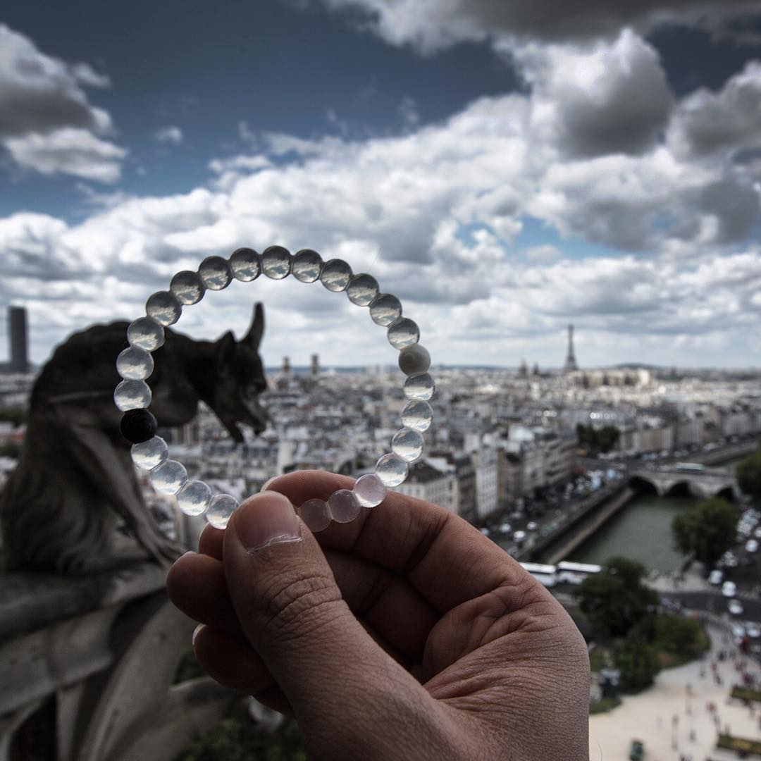 Now that's a Dame good view! #lokaiworld #livelokai #Paris Thanks @ilhan1077