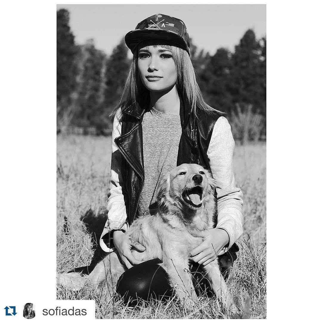 #Repost @sofiadas hermosa con su Camo!