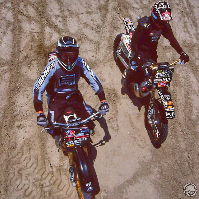 The BEGINNING.. @BrianDeegan38 • @SethEnslow11