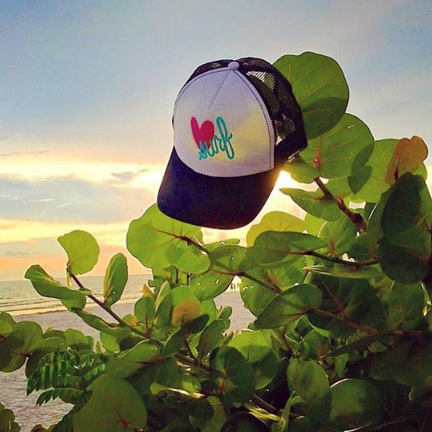 DAWN PATROL // #allnatural hat hanger. #thanksnature #firstlight #dawnpatrol #nailedit