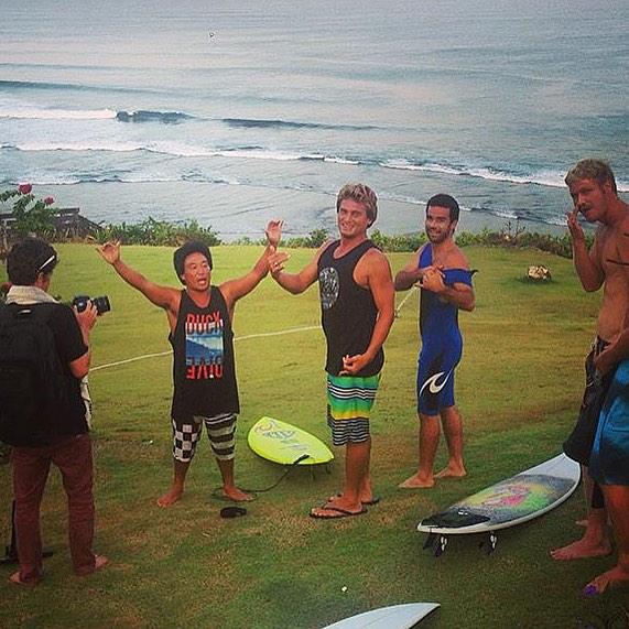 Bali bagus.
