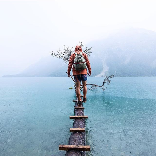 Fantastic shooting location in Austria. Shot by the one and only @jacob. #getoutthere #adventureworthy