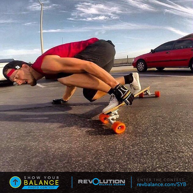 Thanks @alanbrowniefitness for this awesome photo submission! To see more contest entries, visit our website! #revbalance #showyourbalance #photocontest