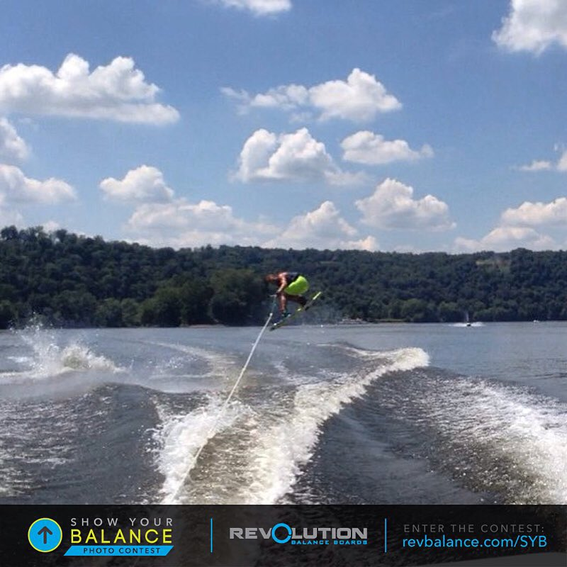 Great photo from @livethatlowlife! We are loving all the entries so far, thanks everyone who shared :) #revbalance #showyourbalance #photocontest
