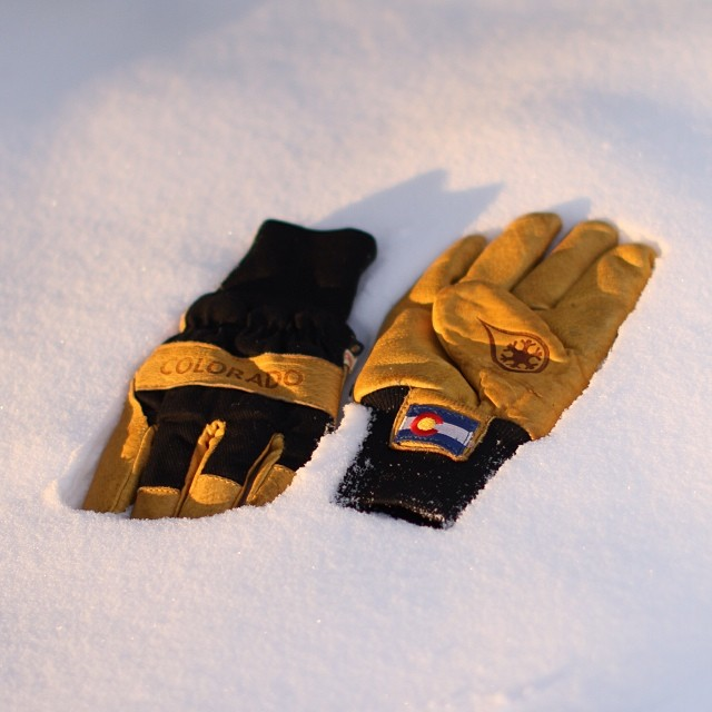 #colorado #glove #giveaway - enter on our Facebook page - #kinddesign #liveyourdream