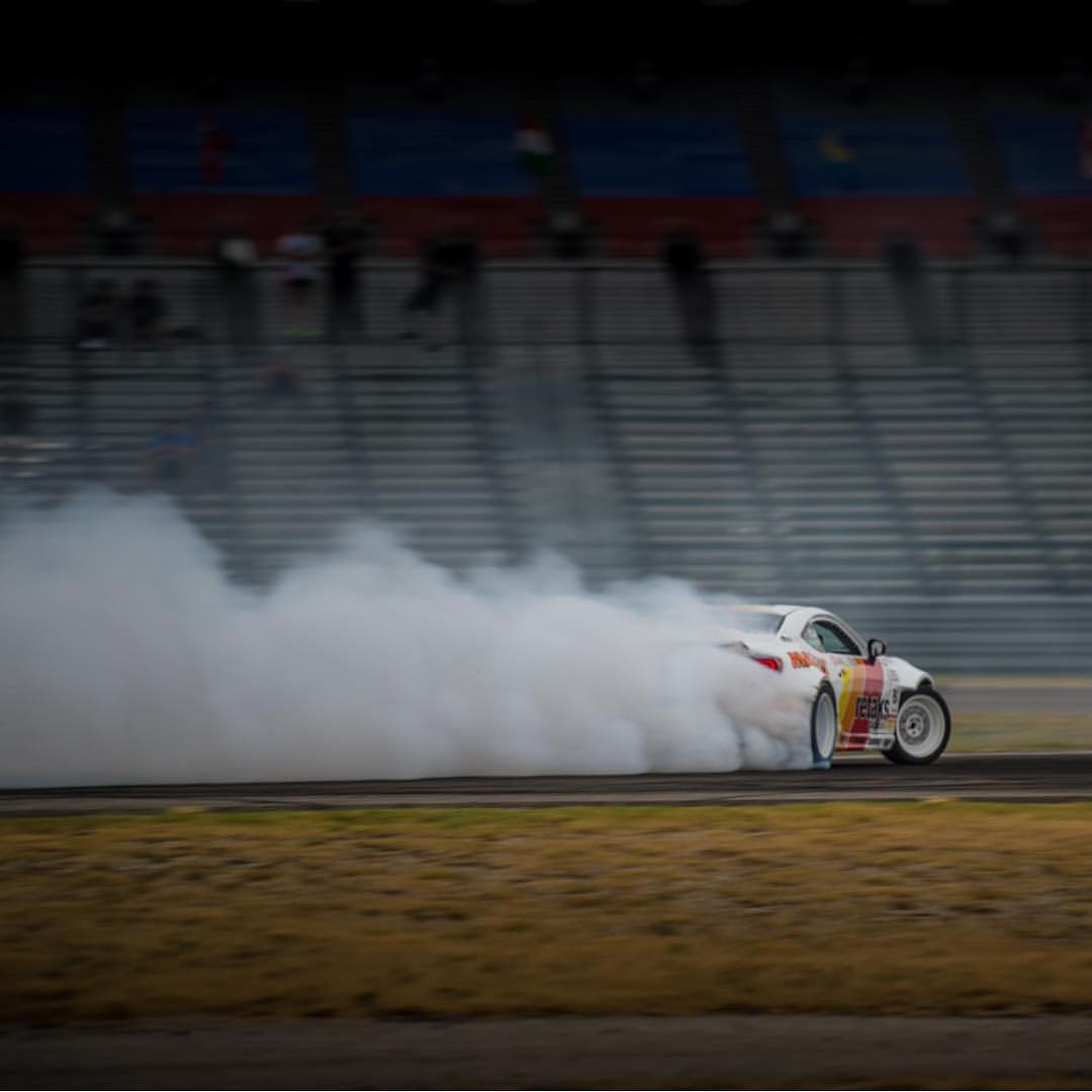 The party started early for our dude @ryantuerck at #FDTX, watch live at formulad.com/live!  ____