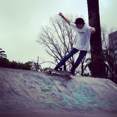 Barracas park @cris_cio team Rider #slyZERO #dominalascalles #slyskateboards #inthemorning