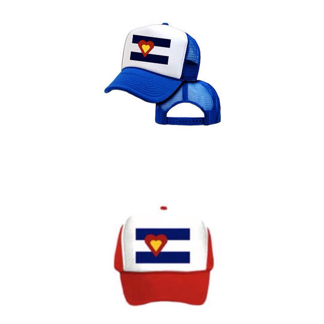 Trucker hats $20.00