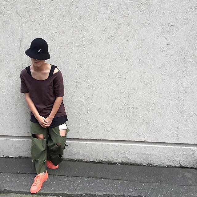 The #kangol Instagram tagged photo of the week is from @satoshi_ddd