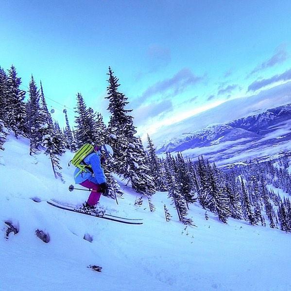 Thanks a million @sanne_work_ski_travel! #regram #ROXYsnow