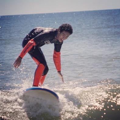 Surf's up! ☀️✌️