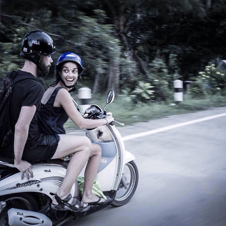 Tripping Tailandia!  By Inma Sanchez our winner of the week