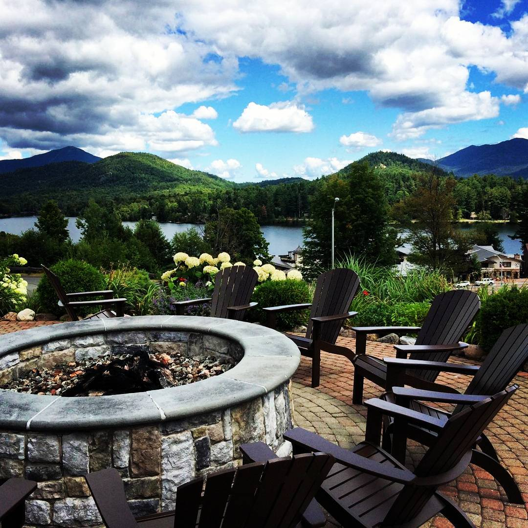 Lake Placid.. sans overgrown ornery alligators.  #relax #ny #lakeplacid #newyork #weekend #summer #august