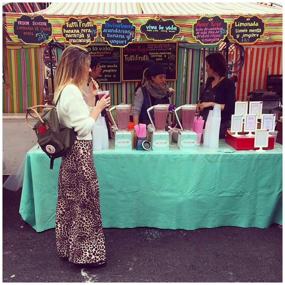 SPOTTED @paquetviale Feria #bamarket