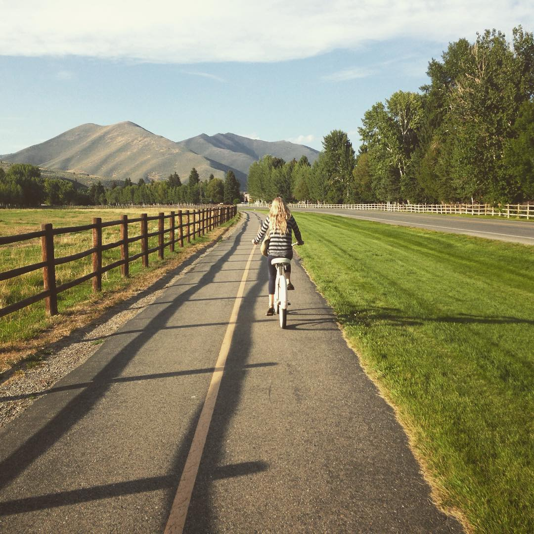 #summerdaze in #sunvalley , #idaho ! #seeksunvalley #visitsunvalley #bikingadventures #exploremore #getoutside