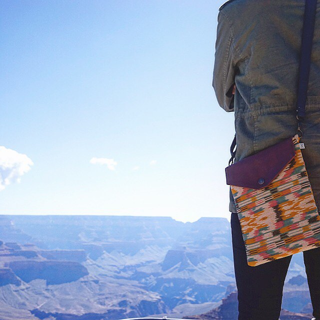 Step back and find your space #estwst #handmade #ikat #getoutside #liveauthentic