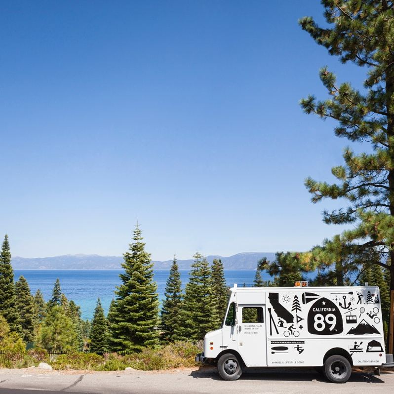 From Monitor Pass to Mount Shasta, stay on the lookout for the #Ca89 truck! We'll be on the entire route this week for a top secret project. If you see us take a picture and share it!