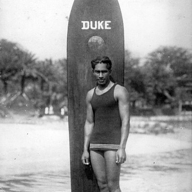 Happy birthday to this absolute legend! Duke Kahanamoku would be 125 today and the impact he made on surfing cannot be understated. It's a good chance that if you surf, it's because of him.