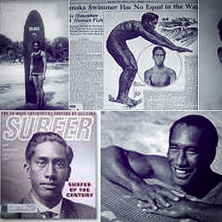 "A very Happy 125th Birthday going out to the #Duke today – and proud to see that even @google recognizes the importance  of it...by honoring the man known world-wide as the ""father of surfing"" with today's #GoogleDoodle. --- Go google it for yourself..."