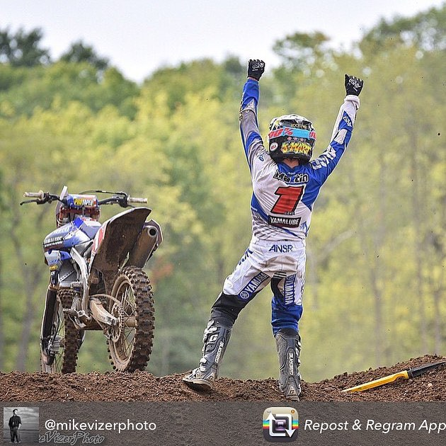 Congrats to #deegan38 rider  @jeremymartin6 for winning the 250 out door nationals championship!