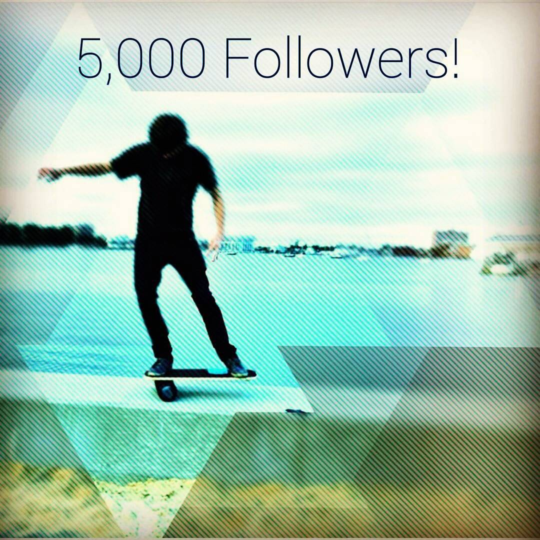 Revbalance hit 5,000 followers last week on our Instagram page!