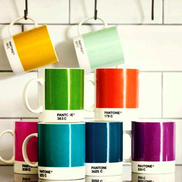 #buendia de #colores ☕️