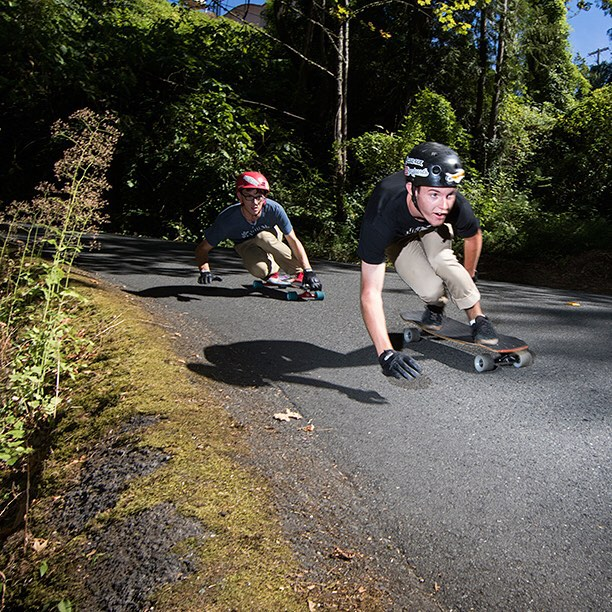 Photos and words from team rider @aidan_gilbert about his recent skate trip from Kimberley, British Columbia to Seattle and Portland a few weeks back. Follow the link in our bio for more photos.