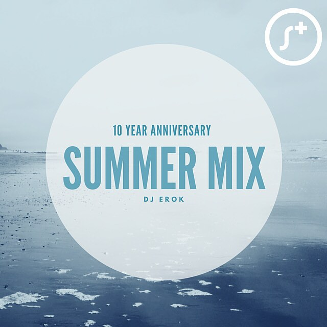We created an amazing summer mix with our friend DJ Erok from a recent event -- it's so good! Download it now! It's free! Perfect for work, run, or right before you go surfing. Link in bio! #music #dj #musicmix