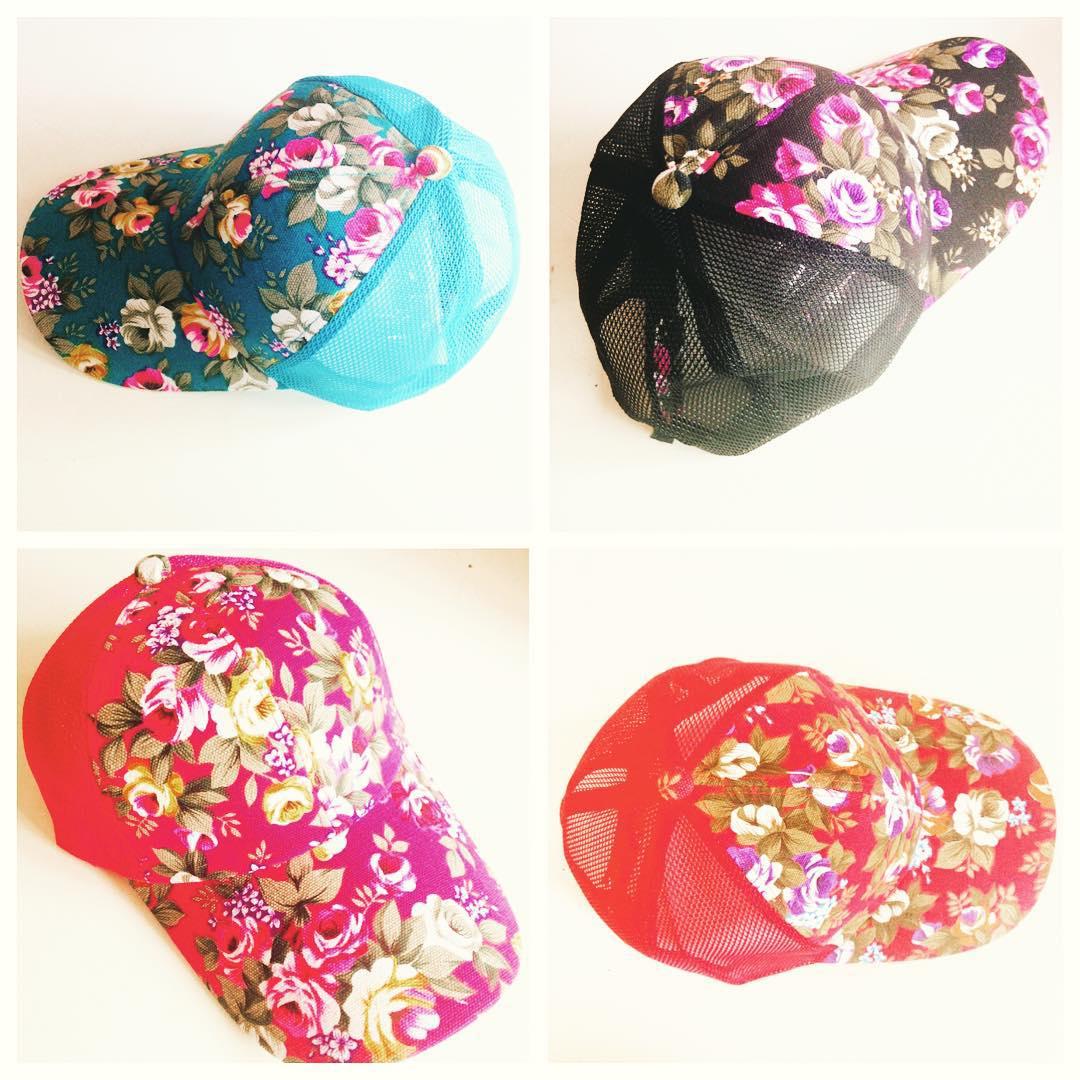 Llegaron las #gorras #primaverales