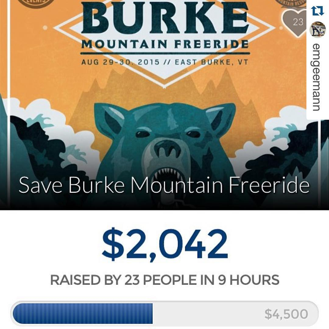 IMPORTANT! Public Service Announcement.  The Burke Freeride needs your help! Due to setbacks with hay and other financial stresses the event needs help from you, the longboarding community. Head over to the GoFundMe link in our bio or at @emgeeman to...