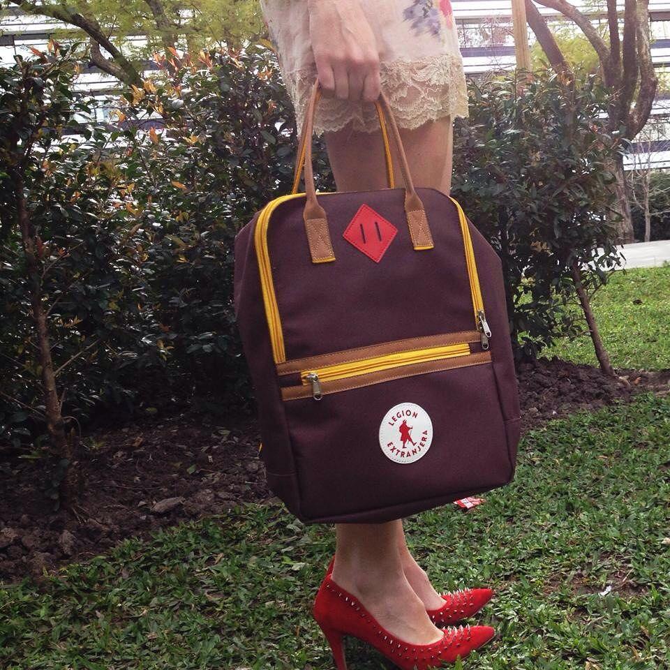Dresses & backpacks