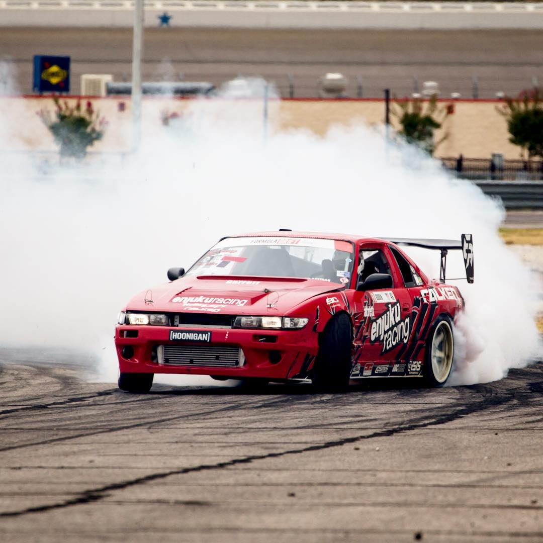 Taking it back to #FDTX with our dude @patgoodin! #killalltires