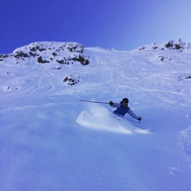 Thanks a million @miss_worthington! #regram #ROXYsnow