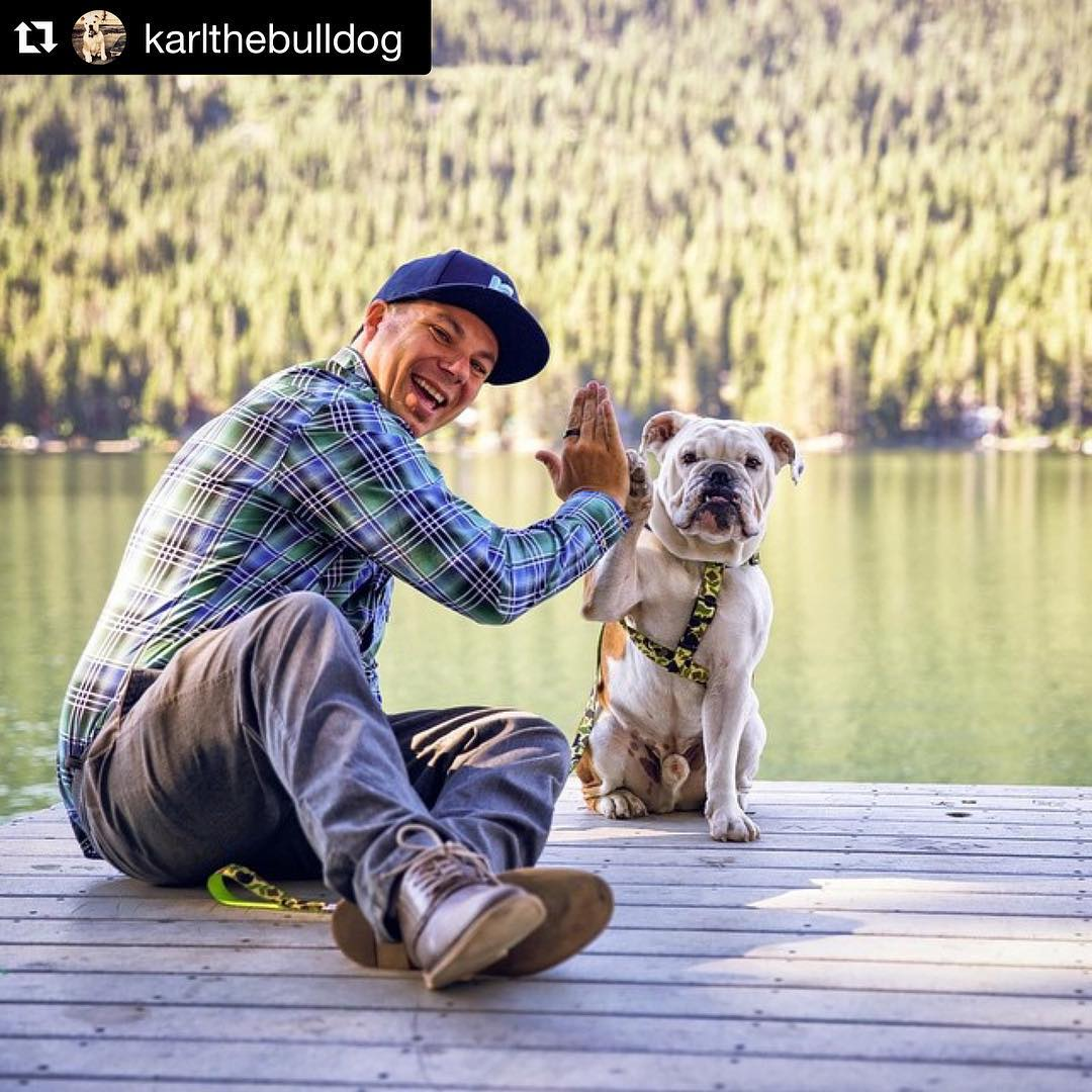 Happy Birthday to a man who does so much for so many.  Happy Birthday to a friend and a brother.  Happy Birthday to the highest five, #RoyTuscany!  @hi5sfoundation | #HighFivesFounder | Photo: #Repost from @karlthebulldog & shot by #HighFivesAthlete...