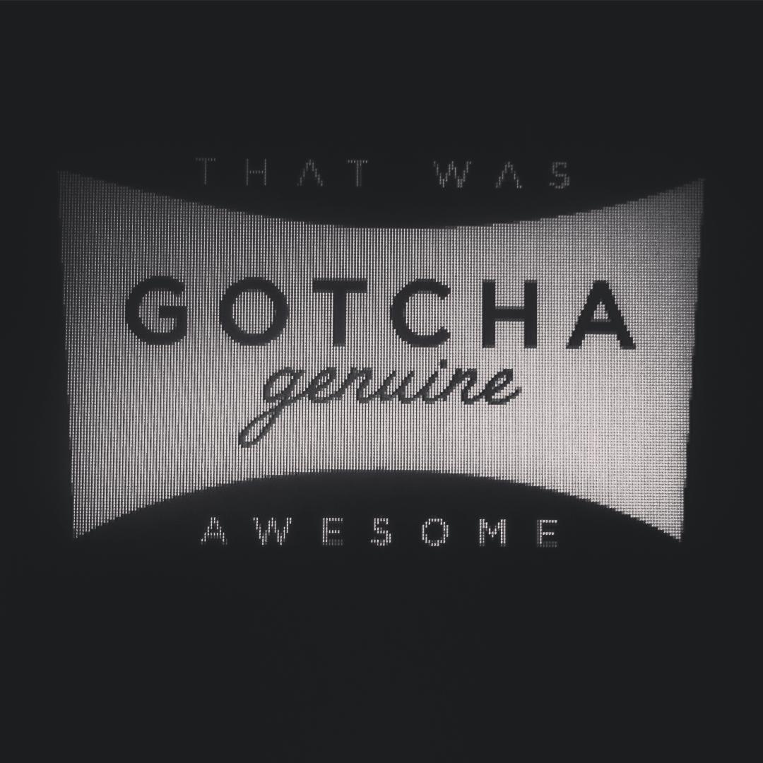 #gotcha since 1978