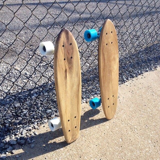 The warmth is coming we promise! Be sure to be prepared for some good crusing on one of these beautiful boards.