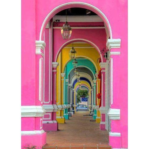 Viviendo la #vida en #colores