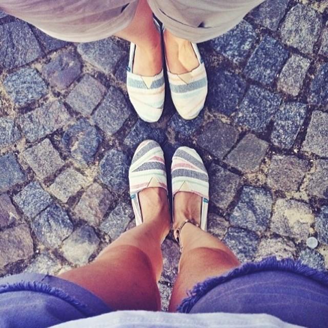 Compartí con nosotros por donde andas con tus #paez. Ph @antonina_zavarzina #paezshoes