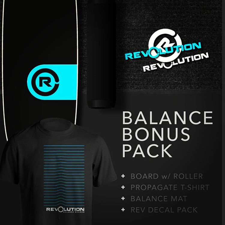 The best way to get set up is with our Balance Bonus pack by  #revbalance #balanceboards #madeinusa  for more information visit www.revbalance.com/balannce-board-store/ #findyourbalance #boardsports #progression #train  #balanceskills #corework...