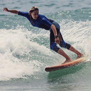 @andersenlisa surfing like a rockstar