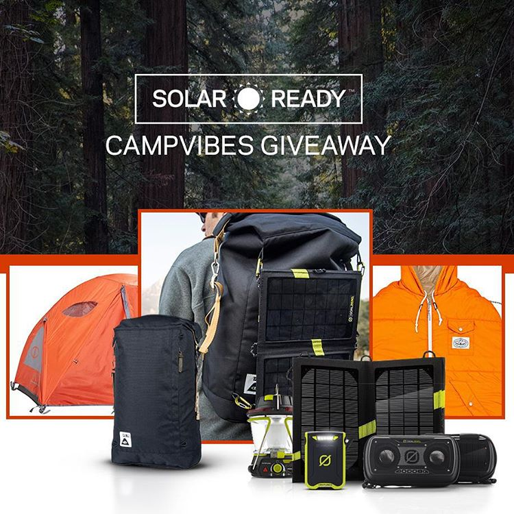 To celebrate the launch of the Solar Ready™ Rolltop 2.0 bag from @polerstuff, we're giving away a pile of gear! Follow the link in our profile to win a One Man Tent, Napsack, the Rolltop 2.0 bag from POLER and a Venture 30 Kit, Lighthouse 250 and...