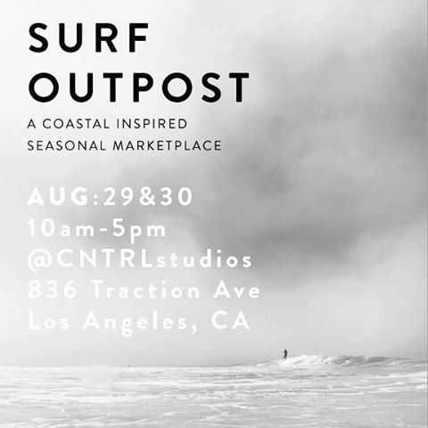Join us this weekend in Los Angeles with @cntrlstudios #ckth #lovematuse