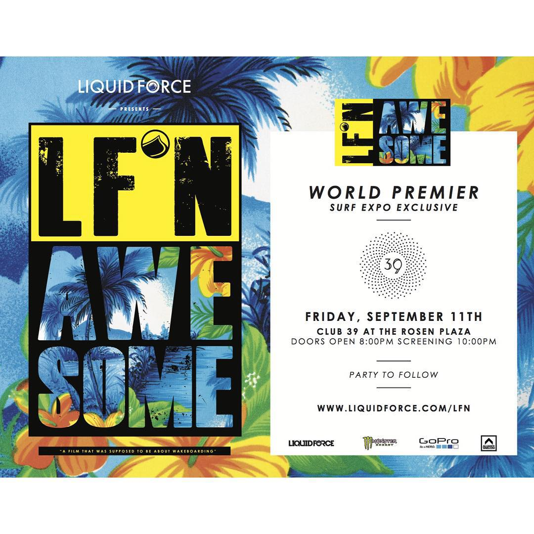 #LFnAwesome World Premier September 11th in Orlando, FL!  Doors open @ 8pm, screening @ 10pm, party to follow!  Open to everyone, bring your friends to join in the LF'n fun!  @bobsoven @danielgranttt @raphderome @nicovonlerchenfeld @harleyclifford...