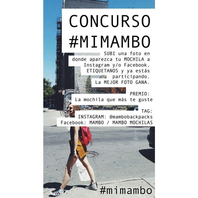 #mimambo SORTEO !