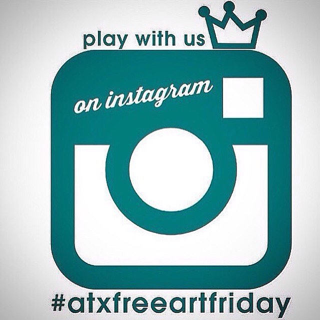 Happy #atxfreeartfriday !! Tap the image